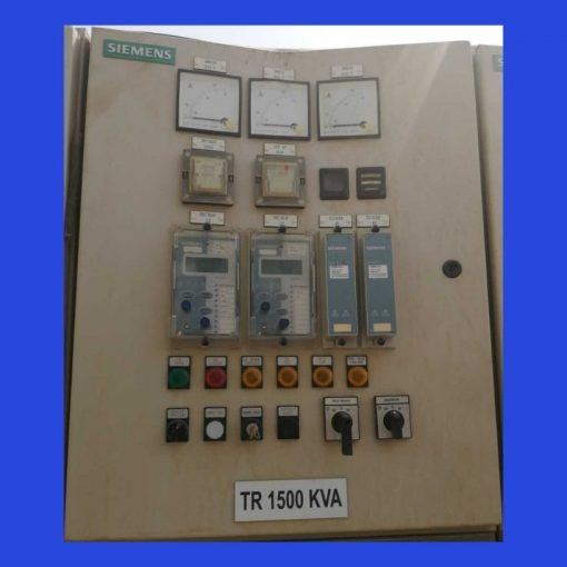 Used HT Panel Board