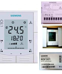 Siemens room thermostat