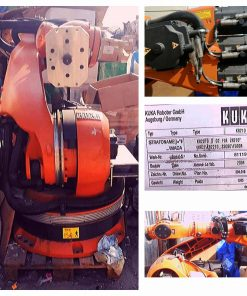 German-made Kuka Robots