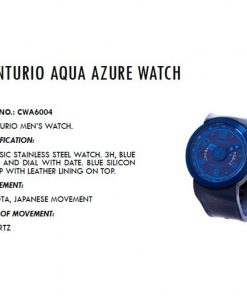 Centurio Aqua Azure Watch