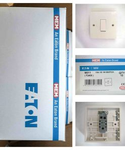 Eaton 10A 1G 1W Switch