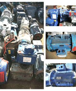 Mix Gearmotor Stock