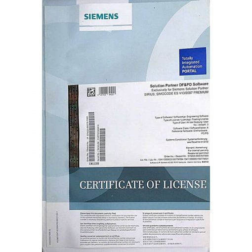 Siemens Sirius Software