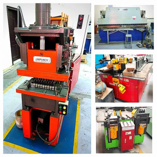 Mix Switchgear Machines