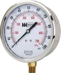 weiss Industrial Gauges 1