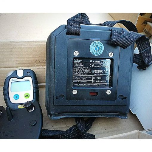 Drager X-am 7000 Multi gas detector