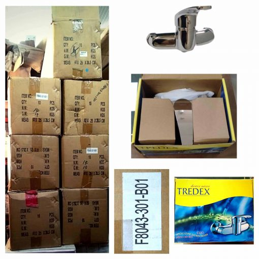 Clio Shower Mixer F8043-301-B01
