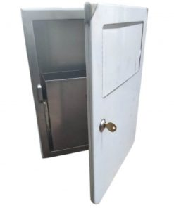 Paper Towel Dispenser (2)