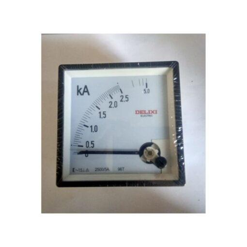 Delexi Analog meter