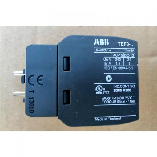 ABB Frontal Electronic Timer 1