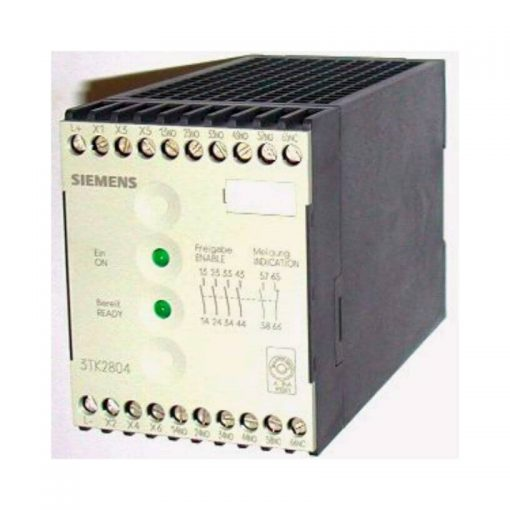 Contactor Safety Combination