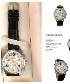 Antonio Giovine Watch