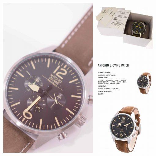 Antonio Giovine Watches