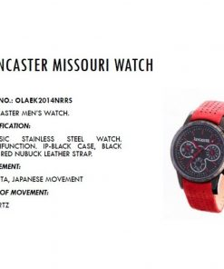Lancaster Bonggo Watch