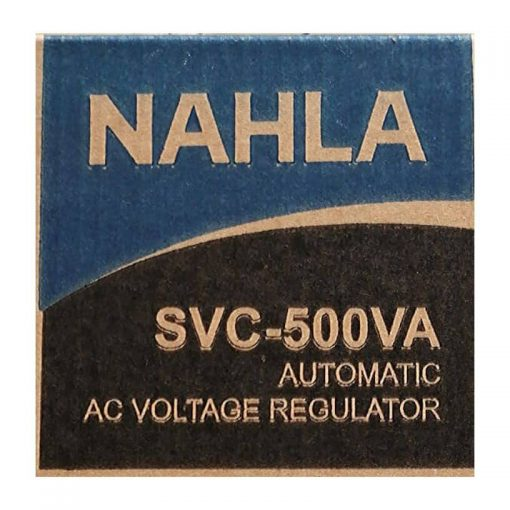 SVC-500VA Regulator