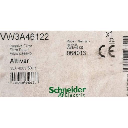 Schneider Passive Filter