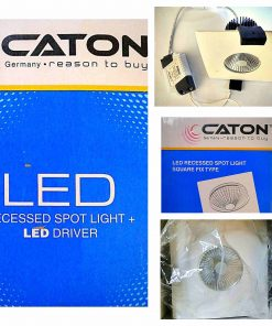 Spot Light with LED Driver