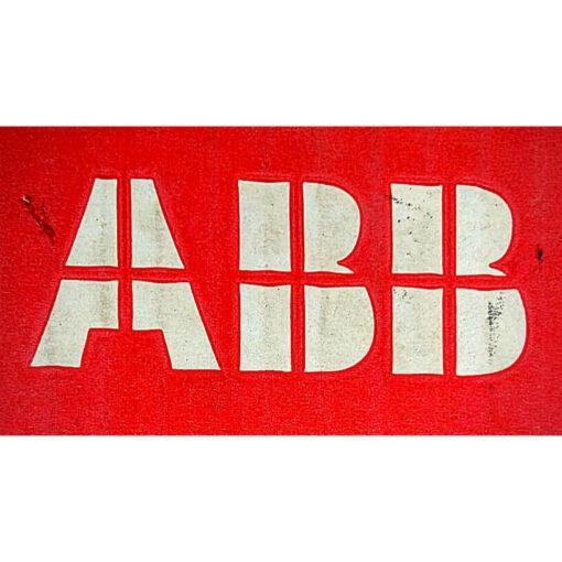ABB SACE Tmax MCCB