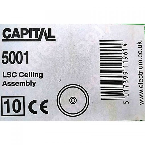 LSC ceiling assembly