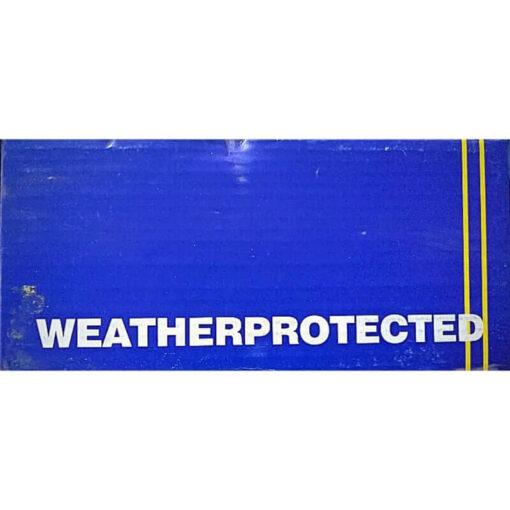 Weatherproof Isolating Switch