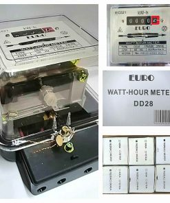 Watt Hour Meter