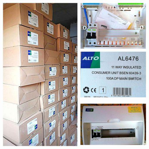 Alto consumer unit