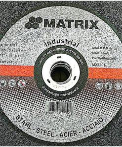 Metal Cutting Disc 300 x 3 x 25.4