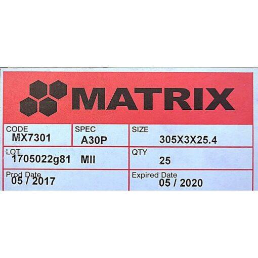 Metal Cutting Disc 300 x 3 x 25.4