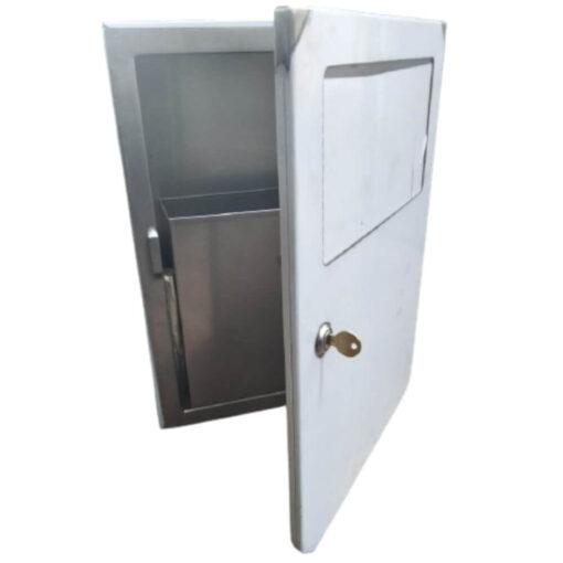Paper Towel Dispenser (2)