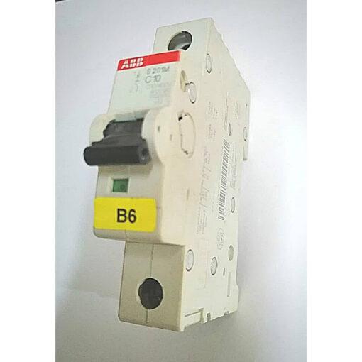 ABB 1P 10A MCB