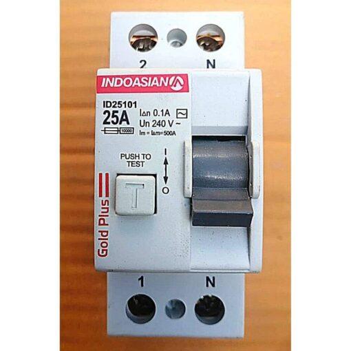 Indoasian 2P 25A MCB