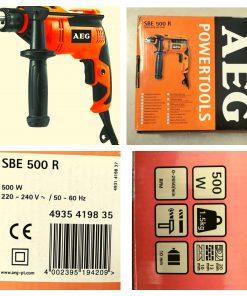 AEG Drill Percussion drill (6)